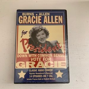 Burns And Allen: Gracie For President
